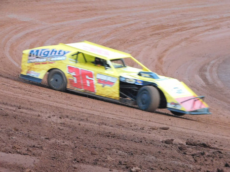 SATURDAY IS REGULAR WEEKLY POINTS NIGHT AT MOUNTAIN VIEW RACEWAY