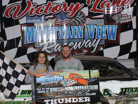 MILITARY/VETS/FIRST RESPONDER FREE GRANDSTAND TICKET SATURDAY AT MOUNTAIN VIEW RACEWAY