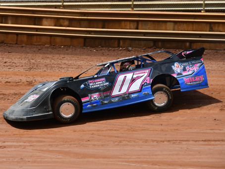 MOUNTAIN VIEW RACEWAY PRESENTS A REGULAR POINTS RACE THIS SATURDAY