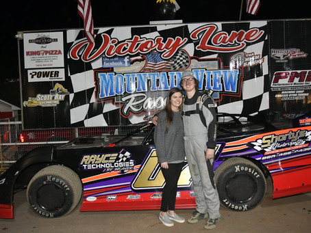 AMERICAN ALL-STAR LATE MODEL $2,5000-TO-WIN THIS SATURDAY AT MOUNTAIN VIEW RACEWAY