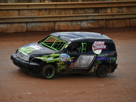 FRONT-WHEEL-DRIVES HIGHLIGHTED THIS SATURDAY NIGHT AT MOUNTAIN VIEW RACEWAY
