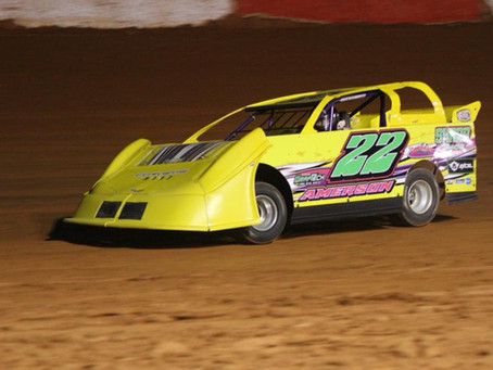 SHARP MINI LATE MODELS AND EIGHT OTHER DIVISION AT MOUNTAIN RACEWAY THIS SATURDAY