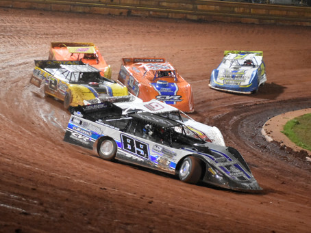 MILLER WINS AMERICAN ALL-STAR LATE MODEL RACE AT MOUNTAIN VIEW RACEWAY
