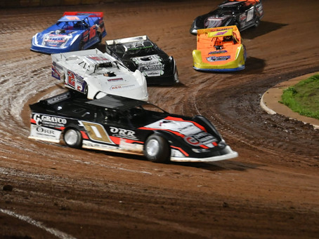 OWNBEY MAKES IT TWO STRAIGHT LATE MODEL WINS AT MOUNTAIN VIEW RACEWAY