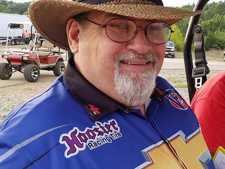 ROBY HELM IS NEW COMMUNICATIONS DIRECTOR/ANNOUNCER AT MOUNTAIN VIEW RACEWAY