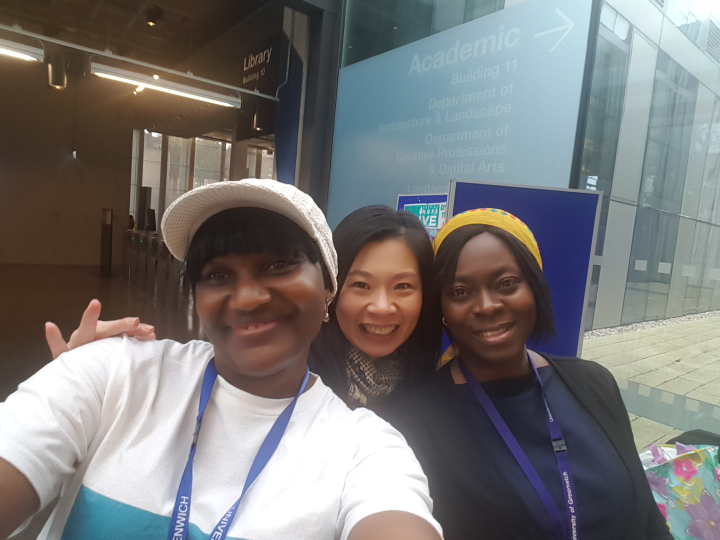 With Dr Tsay & Esther