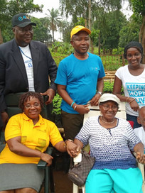 Mum Martha (RIP) , Rokel Commerical Bank