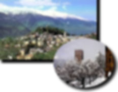 Torre di Teglio | Valtellina