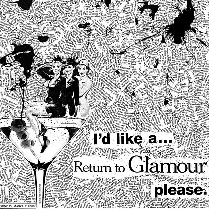 A Return to Glamour
