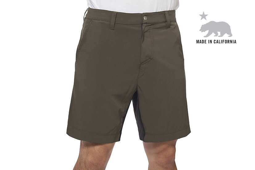 "SIERRA DESIGNS MENS 8"" SHORT"
