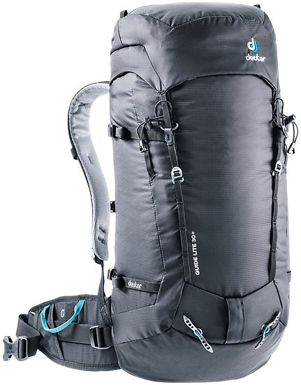 DEUTER GUIDE LITE 30 + CLIMBING, SKI TOURING AND MOUNTAINEERIN