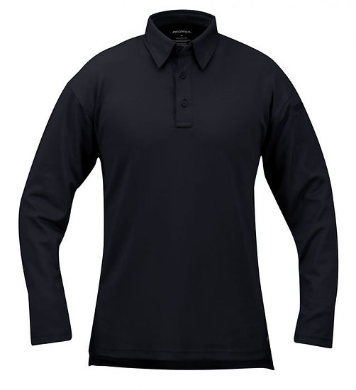 PROPPER MEN'S ICE PERFORMANCE LONG SLEEVE  POLO
