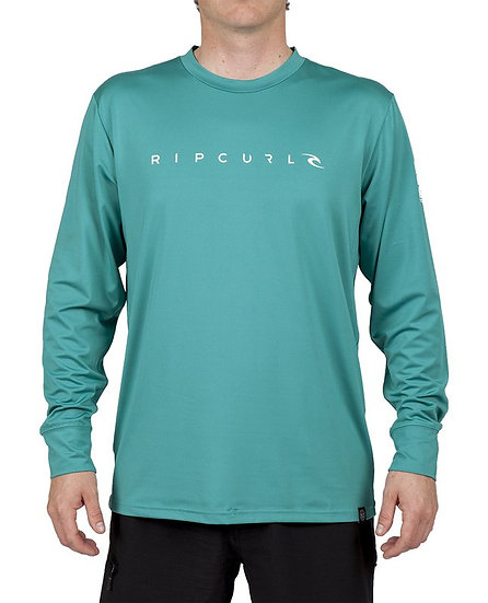RIP CURL MEN'S DAWN PATROL L/S SURF SHIRT