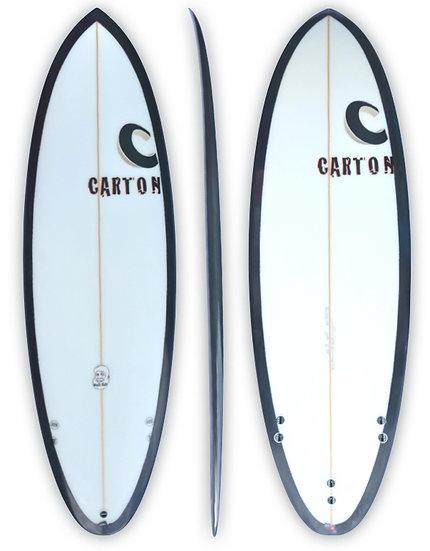 CARTON SURFBOARDS: MAGIC RIDE VERSATILE PIN TAIL