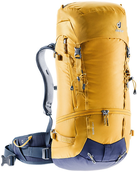 DEUTER GUIDE 44 + 8 CLIMBING MOUNTAINEERING BACKPACK