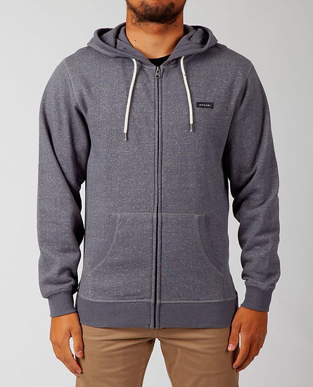 RIP CURL CORE ZIP UP FLEECE HOODIE
