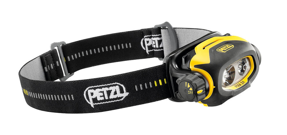 PETZL PIXA 3R 90 LUMUNS RECHARGEABLE HEADLAMP