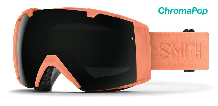 SMITH OPTICS I/O SKI AND SNOWBOARD GOGGLES