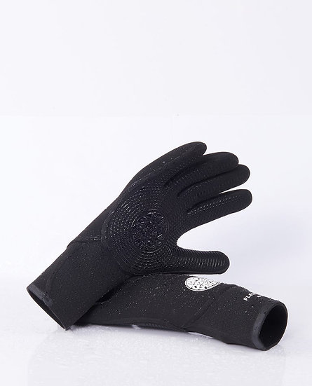 RIP CURL FLASH BOMB 5 FINGER GLOVES 5/3