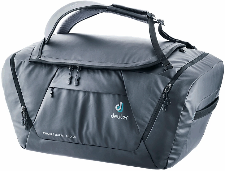 DEUTER AVIANT DUFFLE PRO 90 LITER TRAVEL DUFFLE