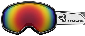 RYDERS EYEWEAR DMASK SKI AND SNOWBOARD GOGGLES