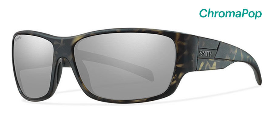 SMITH OPTICS FRONTMAN CHROMAPOP SUNGLASSES
