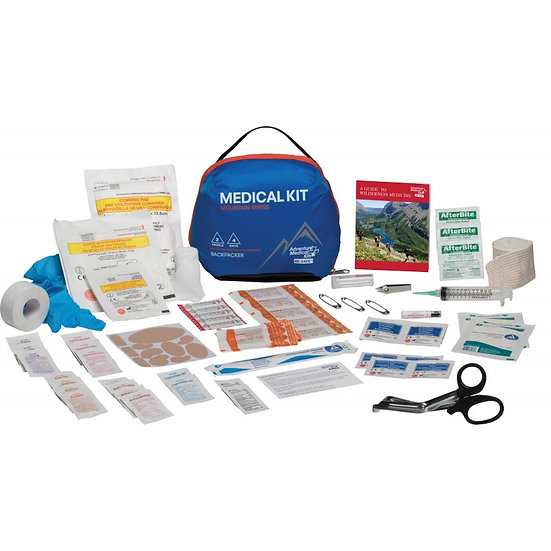 ADVENTURE MEDICAL KITS: MOUNTAIN BACKPACKER KIT