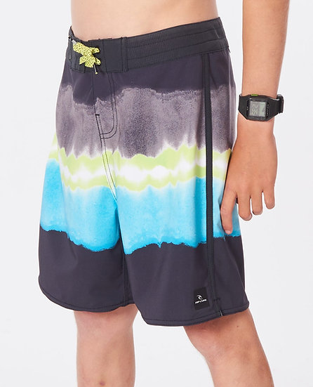 RIP CURL JUNIOR MIRAGE MASON SURF HEADS BOARDSHORTS