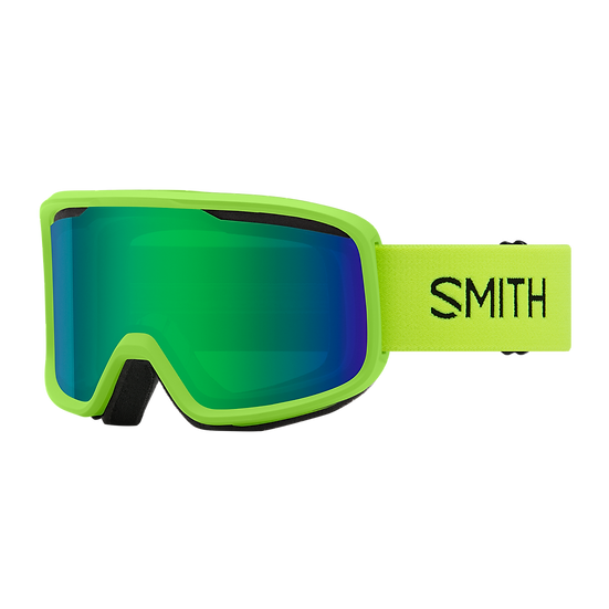 SMITH OPTICS FRONTIER ASIA FIT SKI AND SNOWBOARD GOGGLES
