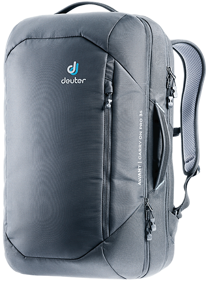 DEUTER AVIANT CARRY ON PRO 36 TRAVEL BACKPACK