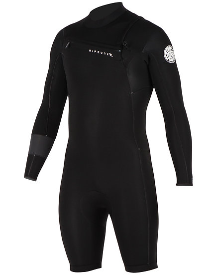 RIP CURL AGGROLITE LONG SLEEVE BACK ZIP SPRINGSUIT