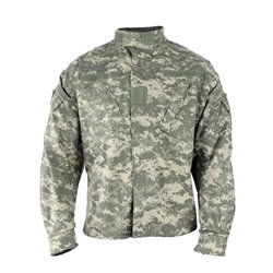 PROPPER ACU UNIVERSAL AND MULTICAM CAMO JACKET