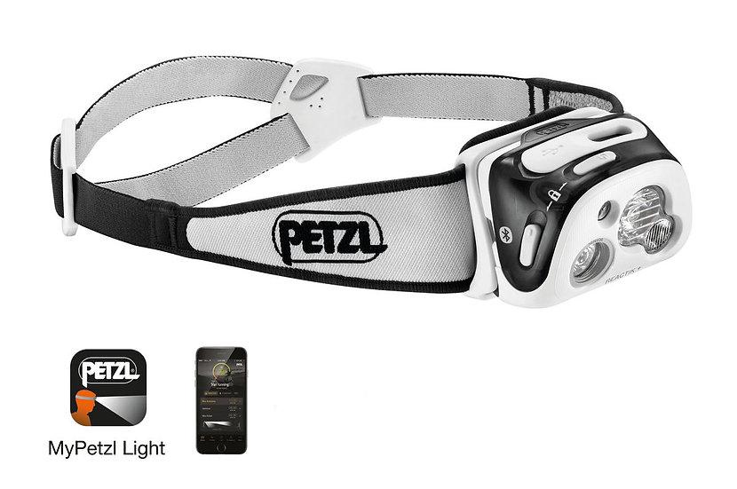 PETZL REACTIK + PERFORMANCE 300 LUMUNS HEADLAMP