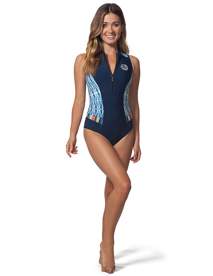 RIP CURL G-BOMB CAPSLEEVE SUBLIMINATED SPRINGSUIT