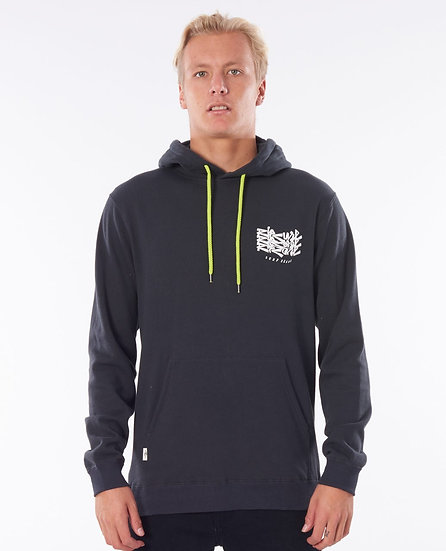 RIP CURL  MEN'S SURF HEADS HOOD FLEECE