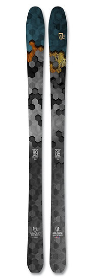 2021 ICELANTIC SABRE 89 ALL MOUNTAIN SKIS
