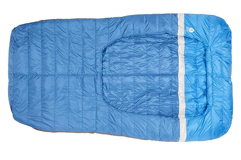 SIERRA DESIGN BACKCOUNTRY BED DUO 35/700 SLEEPING BAG