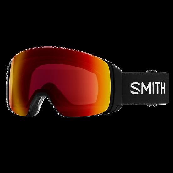 SMITH OPTICS 4D MAG CHROMAPOP SKI AND SNOWBOARD GOGGLE