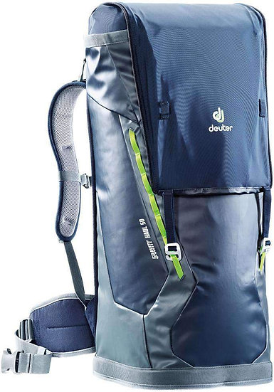 DEUTER GRAVITY EXPEDITION HAUL 50 CLIMBING BACKPACK
