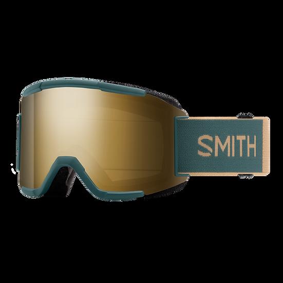 SMITH OPTICS SQUAD ASIA FIT CHROMAPOP SKI AND SNOWBOARD GOGGLES