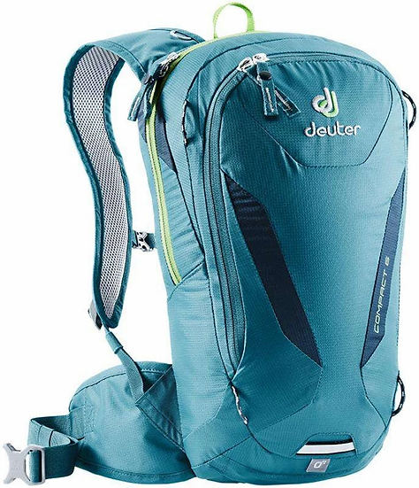 DEUTER COMPACT 6 INCLUDES 2  LITER HYDRATION BIKE PACK