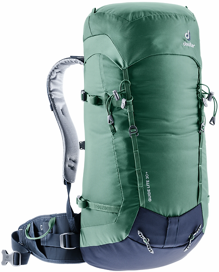DEUTER GUIDE LITE 30 + MOUNTAINEERING SKI TOURING BACKPACK
