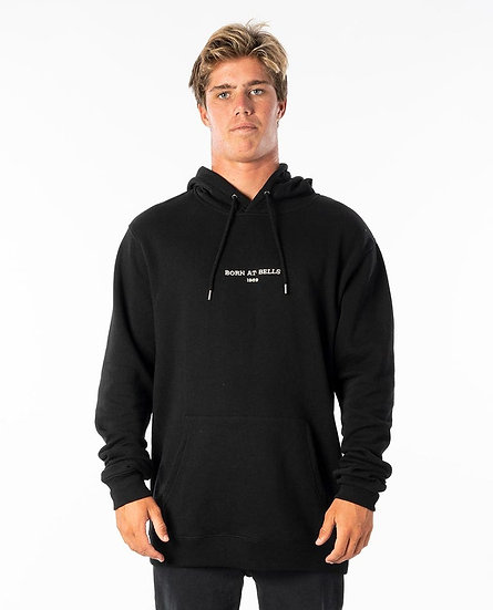RIP CURL BORN AT BELLS METAL MEN'S HOODY