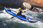 Sea Eagle Inflatable Kayaks and GUL Spray Jackets