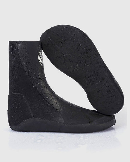 RIP CURL RUBBER SOUL PLUS 3MM SPLIT TOE BOOTIE