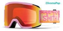 SMITH OPTICS SQUAD AND SNOWBOARD GOGGLES