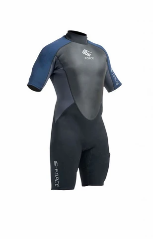 GUL G-FORCE 3MM FL MEN'S SHORTI SPRINGSUIT WETSUIT