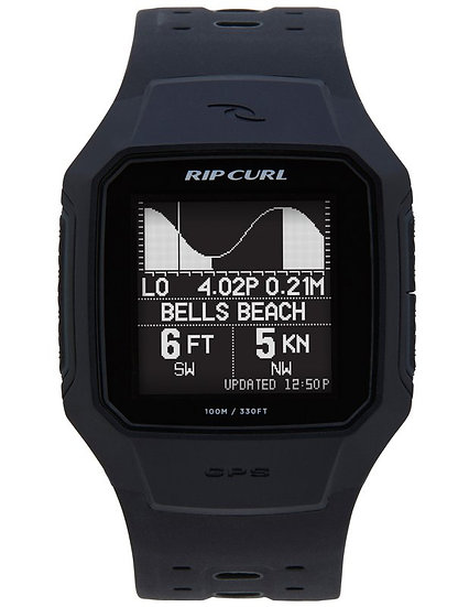 RIP CURL SEARCH GPS 2 WATCH SURF WATCH