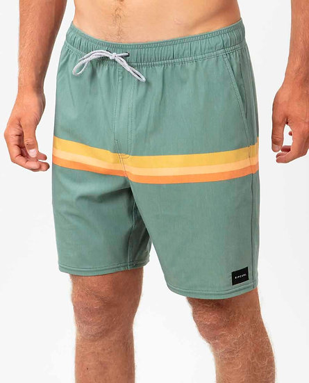"""RIP CURL MEN'S REVIVE 18"""" VOLLEY SURF BOARDSHORTS"""
