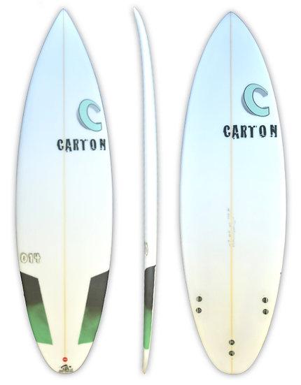 CARTON SURFBOARD:014 PERFORMANCE